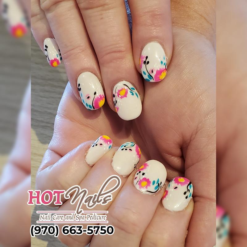 Hot Nails | No 1 nail salon in Loveland 80538 | Colorado